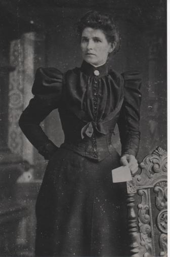 Margaret Owen (nee Davies)